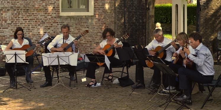 Hambre Y sed gitaarfestival Enkhuizen